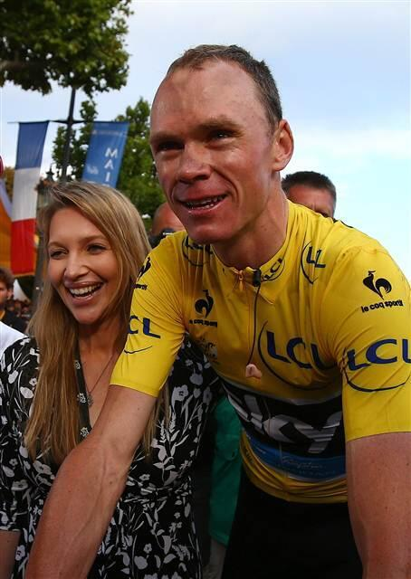 Fransa Bisiklet Turu'nu Chris Froome kazandı
