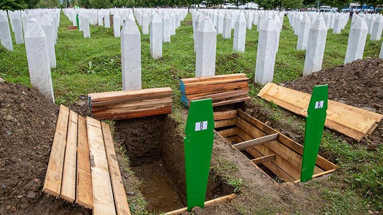 Bosna Savaşı'nda şehit olan 86 Müslüman daha toprağa verilecek