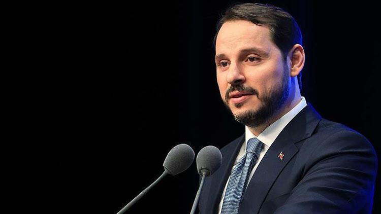 Bakan Albayrak: 'İlk kez yıllık cari fazla verdik'