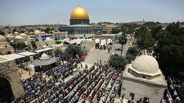 Filistin yönetiminden Mescid-i Aksa'daki statükonun değiştirilmesi çağrısına kınama