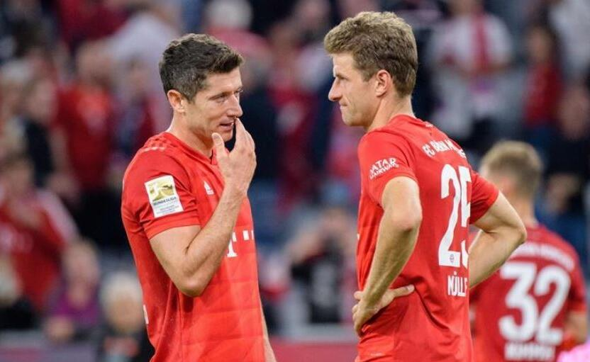 Bayern Münih yeni sezona beraberlikle başladı