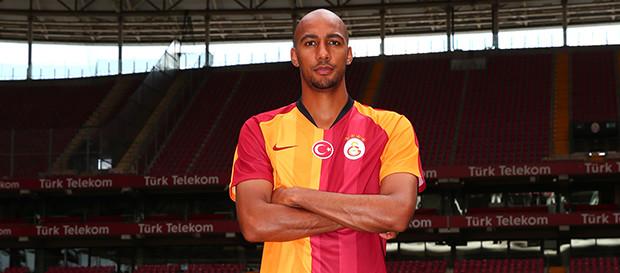 Steven Nzonzi, Galatasaray'ın 7. Fransız futbolcu oldu