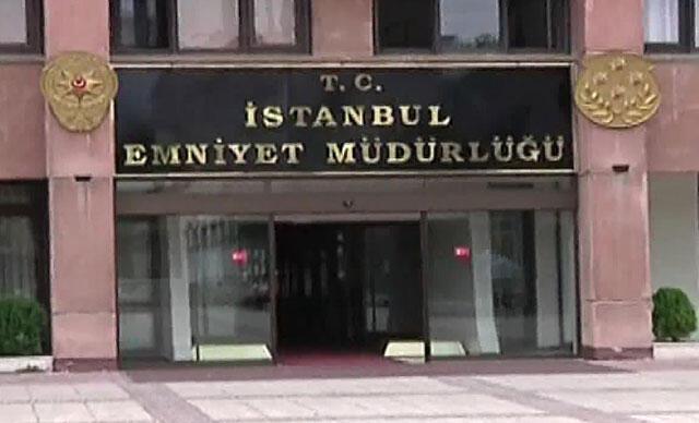 İstanbul Emniyeti'nde atamalar