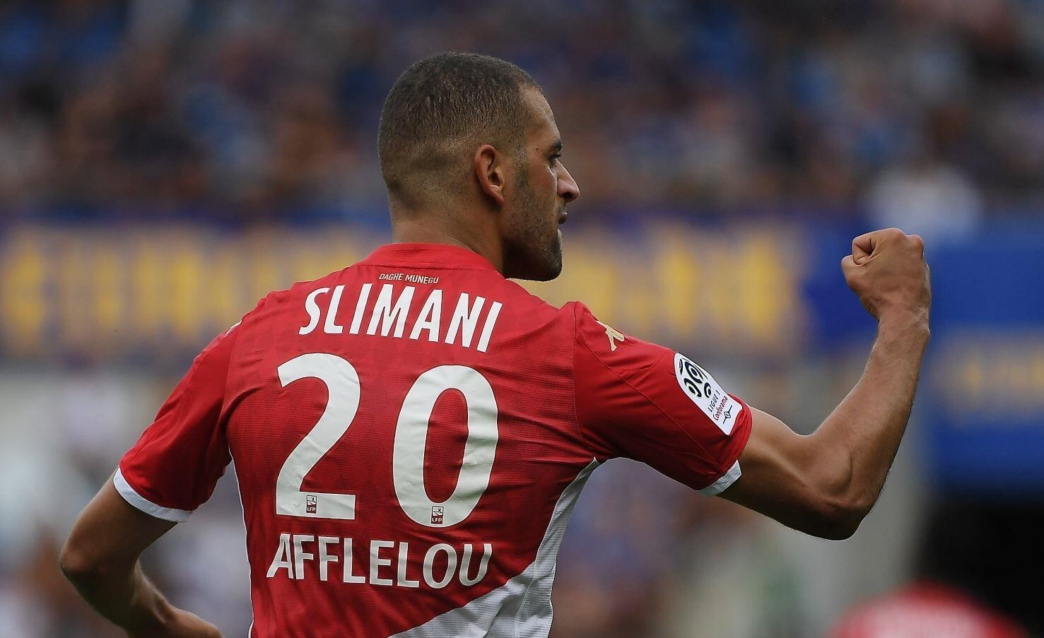 Monaco'da Slimani şov devam ediyor
