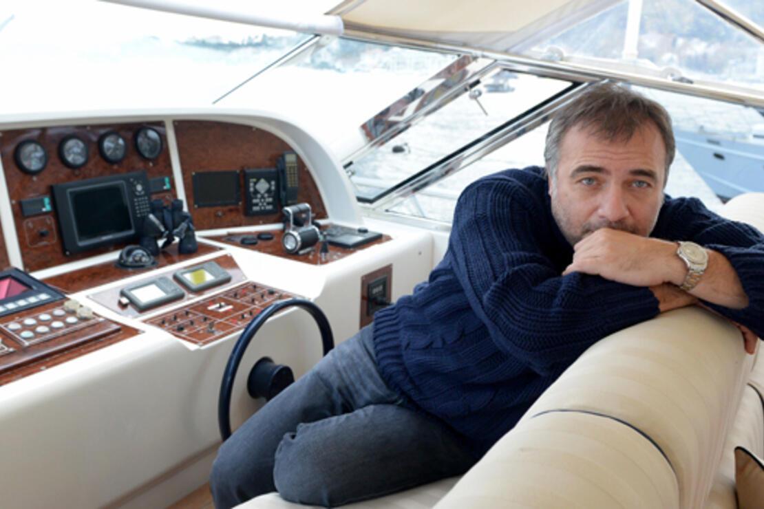 Teknesi olan adam kazıklanmaya müsaittir