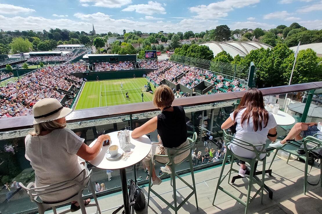 Sürprizlerle dolu Wimbledon