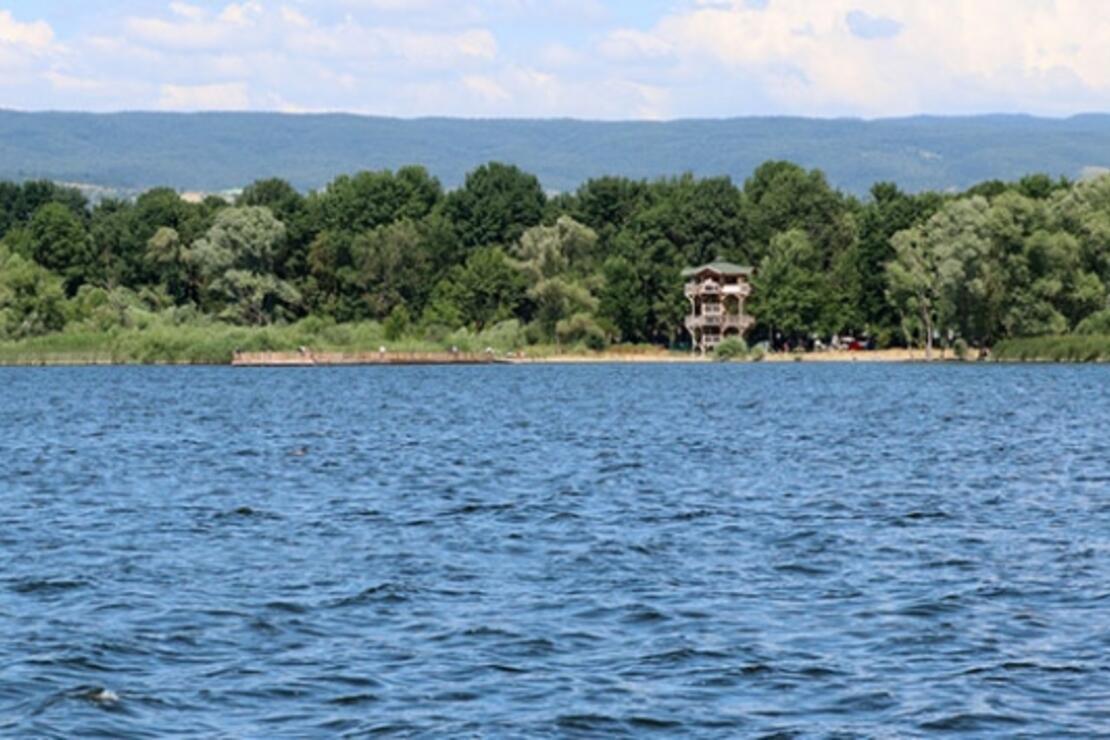 Kuş türleri ve eşsiz doğasıyla Yeniçağa Gölü