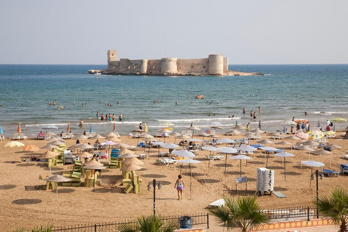 Akdeniz'in plajlarıyla ünlü cenneti