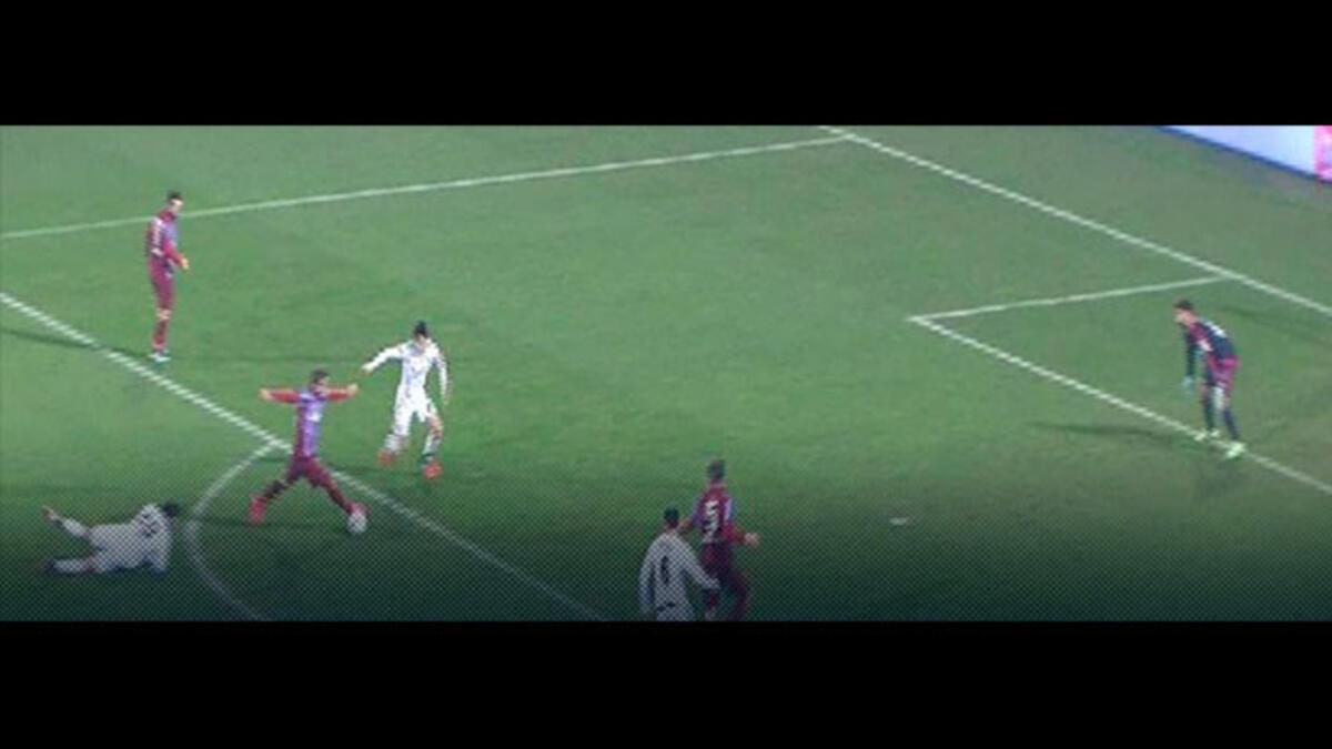 Beşiktaş öyle bir gol yedi ki...
