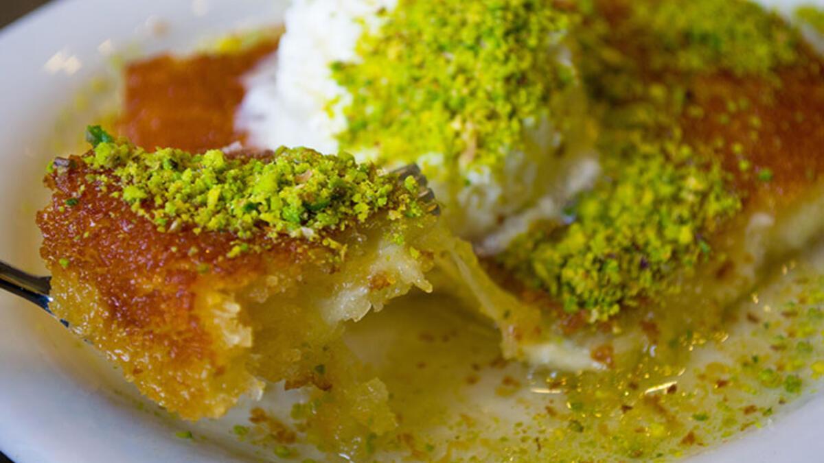Dünyanın en iyi 50 tatlısını seçtiler... İşte Türkiye'den listeye giren lezzetler