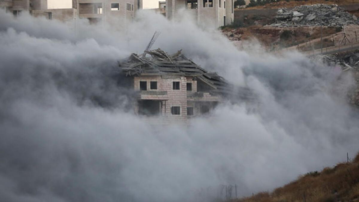 Dört ülkeden İsrail'e ortak kınama