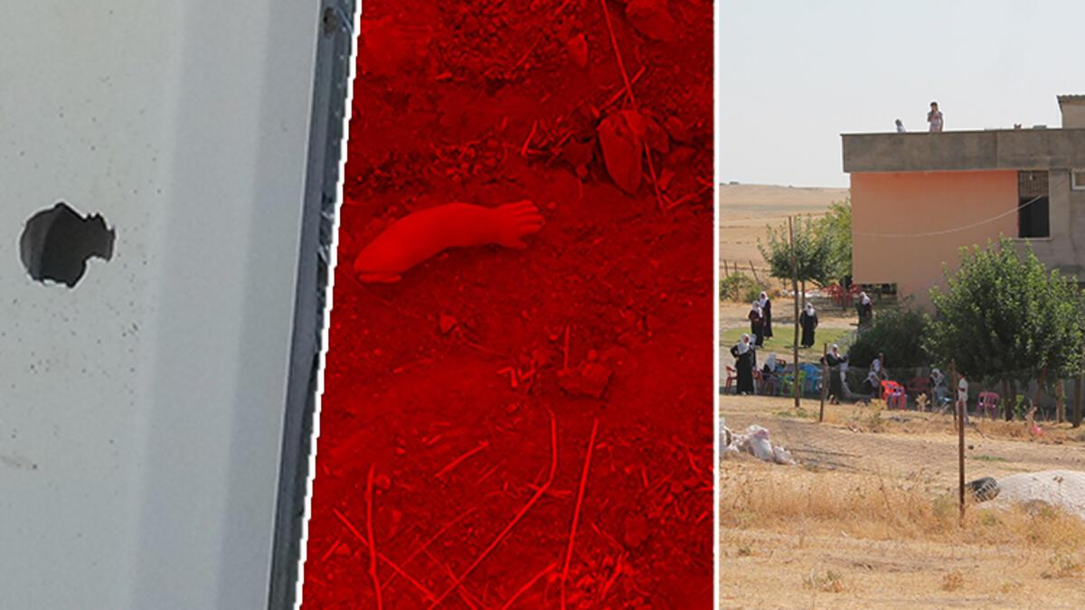 Diyarbakır'da şoke eden ayrıntı! Hırsız geldi diye dışarı çıkan 4 kişi öldürüldü