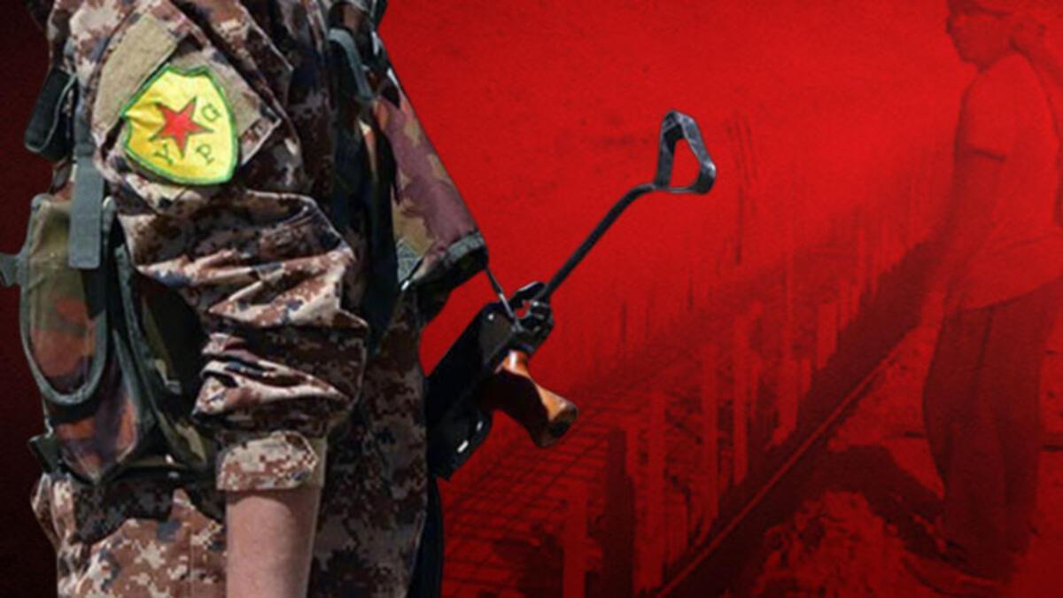 Akar ve Esper'in görüşmesinin ardından... YPG/PKK siper yıkıyor