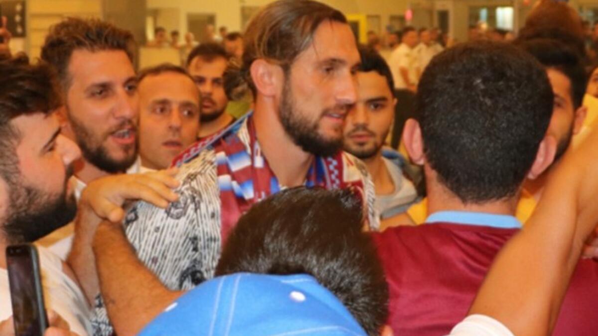Trabzonspor'a çılgın gelir! Yusuf Yazıcı'dan 110 milyon 250 bin lira...