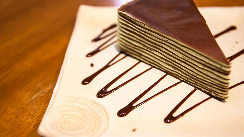 Kakaolu krep pasta tarifi