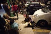 Meksikada 8.1 büyüklüğünde deprem... İlk fotoğraflar...