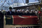 New Yorkta şeyh cenazesi Böyle defnedildi