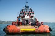 İşte Türkiye'nin İlk yerli ve milli sismik araştırma gemisi Oruç Reis