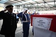 Şehit Jandarma Teğmen Keskin son yolculuğuna uğurlandı