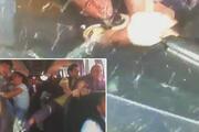 İstanbuldaki feci kaza kamerada