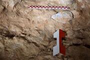 Mağaradaki kazıların son gününde 350 bin yıllık balta bulundu