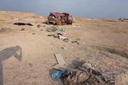 Cip şarampole devrildi: 1i çocuk 3 kişi öldü, 4 kişi yaralandı