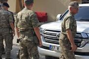 ABD ve Türk askerlerinden sınırda inceleme