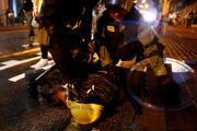 Hong Kongda protestolar hız kesmiyor