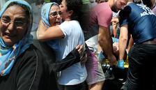 Şişli'de feci kaza! Anne gözyaşları içinde kaldı