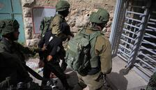 İsrail güçleri Batı Şeria'da 19 Filistinli'yi gözaltına aldı