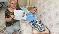 Bir annenin oğluyla yaşam mücadelesi