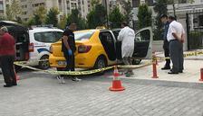 Şişli'de taksici dehşeti yaşadı