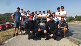 Türk öğrenciler Formula Student yarışmasında ikinci oldu