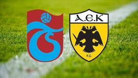Trabzonspor AEK rövanş maçı ne zaman