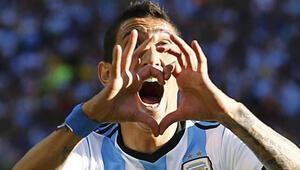 Arjantin 1-0 İsviçre