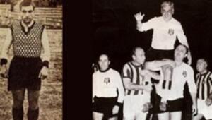 Beşiktaşın efsanesi Baba Hakkı anılıyor