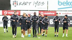 Beşiktaşta fırtına öncesi sessizlik