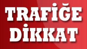 İstanbulda trafik: E-5te kontaklar kapatıldı