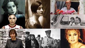 Cumhuriyetin 91'inci yılında  91 sembol kadın