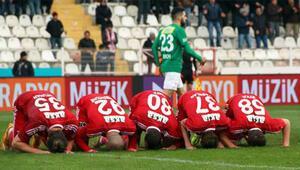 Medicana Sivasspor - Bursaspor : 4-1