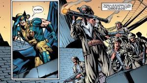 Wolverine Kürtlere karşı
