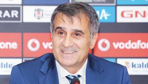 Beşiktaşta tek patron Şenol Güneş