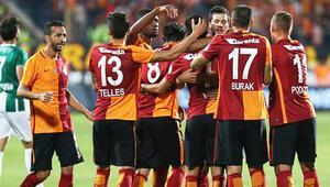 Galatasaray 1 - 0 Bursaspor
