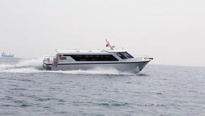 Katar'da Türk teknelerle ada seferi