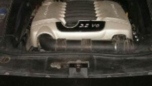 Lüks araçlara LPG tüpü taktırılıyor
