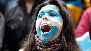 Arjantin basını İsviçre galibiyetini böyle gördü