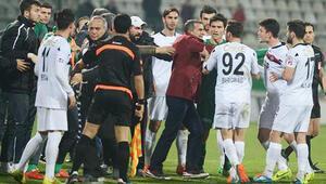 Bursaspor 3 - 0 Centone Karagümrük
