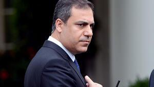 Bozdağ: Fidanın istifası kabul edilmiş mi