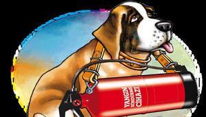 Köpek mamasıyla yangın söner mi