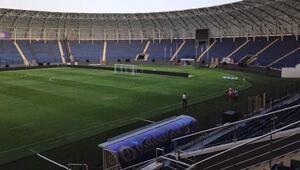 Beşiktaş - Sivasspor maçı Yenikent ASAŞ Stadında